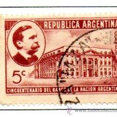 Sellos: ARGENTINA.- SELLO YVERT Nº 414 EN USADO. Lote 45083479