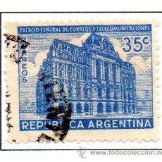 Sellos: ARGENTINA.- SELLO YVERT Nº 419 EN USADO. Lote 45083569