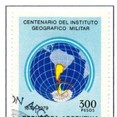 Sellos: ARGENTINA.- MICHELL 1419, EN USADO. Lote 45386836