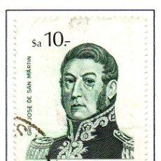 Sellos: ARGENTINA.- CATÁLOGO MICHELL Nº 1648, EN USADO. Lote 45415946