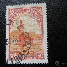 Sellos: ARGENTINA 1935, EXPOSICION FILATELICA DE BUENOS AIRES,YVERT 379. Lote 45447176