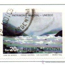 Sellos: ARGENTINA.- SELLO DEL AÑO 1984, EN USADO. Lote 45482310