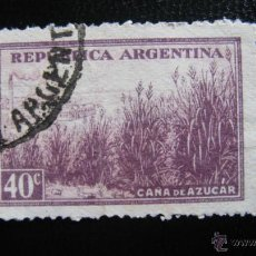Sellos: ARGENTINA 1945, YVERT 452A. Lote 45488505
