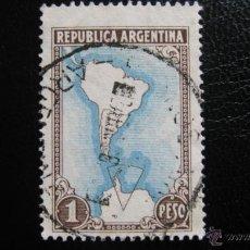 Sellos: ARGENTINA 1951, YVERT 512. Lote 45541507