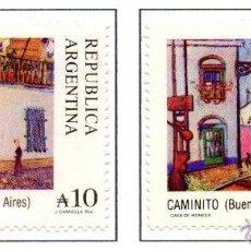 Sellos: ARGENTINA.- CATÁLOGO MICHELL Nº 1911/12 EN USADO. Lote 45542444