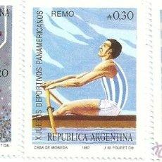 Sellos: ARGENTINA. Lote 48277282