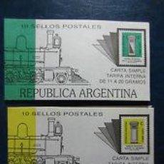 Sellos: ARGENTINA 1987 CARNET NUEVO LUJO COMPLETO MNH *** SC. Lote 63707565
