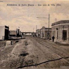 Sellos: POSTAL CIRCULADA DE ARGENTINA A ESPAÑA AÑO 1917 - DOS SELLOS DE 1 Y 5 CENTAVOS. Lote 56318871