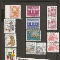 Sellos: SUIZA. 1980-1989. LOTE 26 USADOS. Lote 57413097