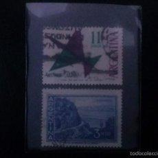 Sellos: LOTE COMPUESTO DE DOS SELLOS DE ARGENTINA . Lote 58553069