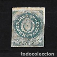 Sellos: SELLO ARGENTINA 1862- 64 . Lote 78262893