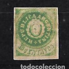 Sellos: ARGENTINA 1862-64. Lote 78263305