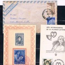 Sellos: ARGENTINA. CONJUNTO DE 7 PIEZAS DE HISTORIA POSTAL. Lote 89643816