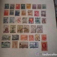 Sellos: ARGENTINA - LOTE DE 39 SELLOS USADOS. Lote 97537299