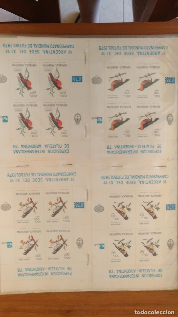 Sellos: ALBUM CON MAS DE 700 ESTAMPILLAS CON SELLO DIA DE EMISION - AÑOS 1970/ 1980 - OFERTA UNICA - Foto 3 - 97611447