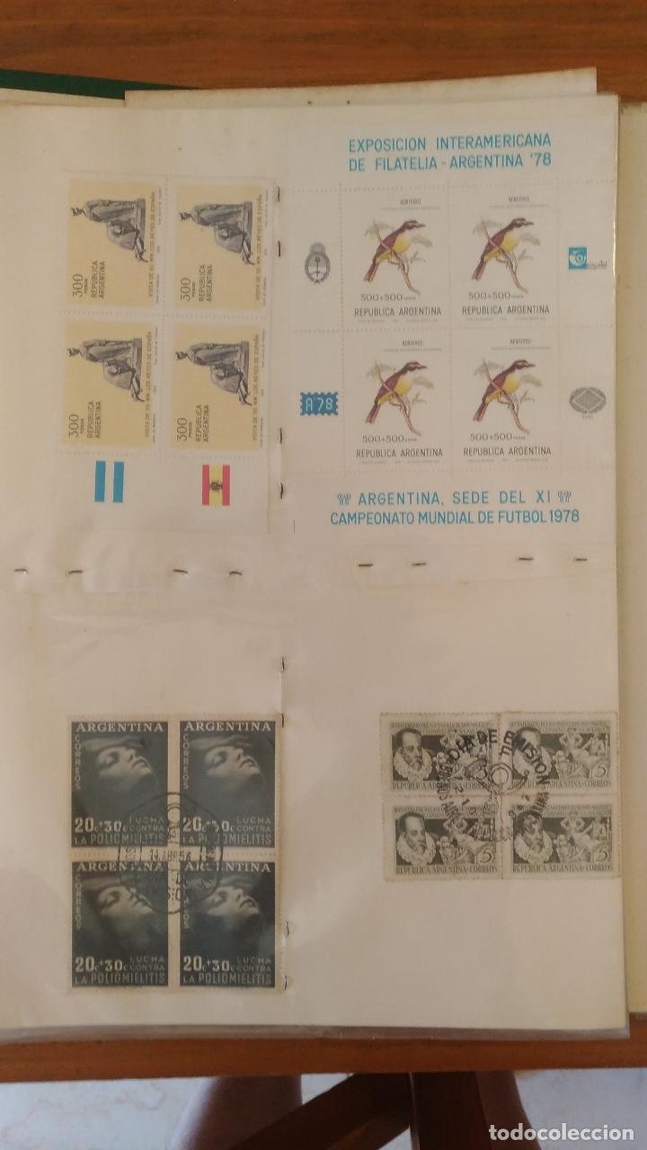 Sellos: ALBUM CON MAS DE 700 ESTAMPILLAS CON SELLO DIA DE EMISION - AÑOS 1970/ 1980 - OFERTA UNICA - Foto 4 - 97611447