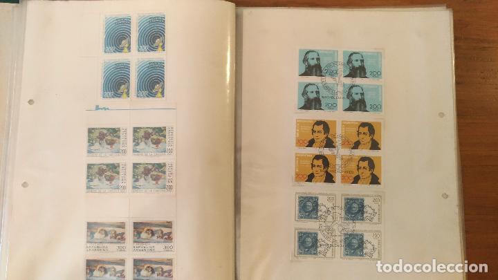 Sellos: ALBUM CON MAS DE 700 ESTAMPILLAS CON SELLO DIA DE EMISION - AÑOS 1970/ 1980 - OFERTA UNICA - Foto 7 - 97611447