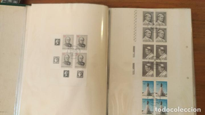 Sellos: ALBUM CON MAS DE 700 ESTAMPILLAS CON SELLO DIA DE EMISION - AÑOS 1970/ 1980 - OFERTA UNICA - Foto 9 - 97611447