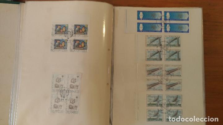 Sellos: ALBUM CON MAS DE 700 ESTAMPILLAS CON SELLO DIA DE EMISION - AÑOS 1970/ 1980 - OFERTA UNICA - Foto 12 - 97611447