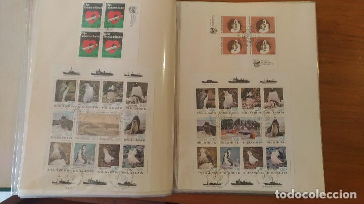 Sellos: ALBUM CON MAS DE 700 ESTAMPILLAS CON SELLO DIA DE EMISION - AÑOS 1970/ 1980 - OFERTA UNICA - Foto 15 - 97611447