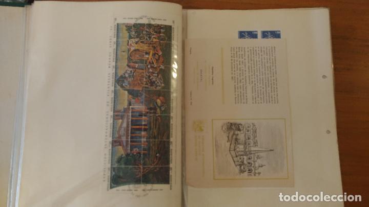 Sellos: ALBUM CON MAS DE 700 ESTAMPILLAS CON SELLO DIA DE EMISION - AÑOS 1970/ 1980 - OFERTA UNICA - Foto 16 - 97611447