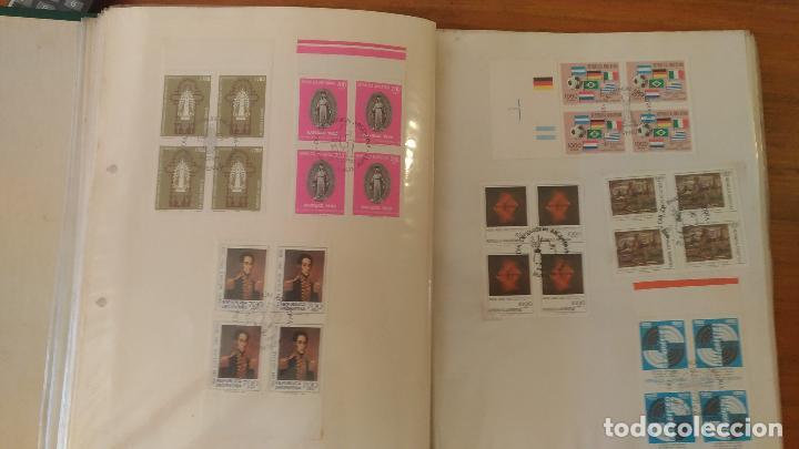 Sellos: ALBUM CON MAS DE 700 ESTAMPILLAS CON SELLO DIA DE EMISION - AÑOS 1970/ 1980 - OFERTA UNICA - Foto 18 - 97611447