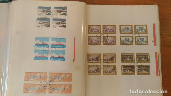 Sellos: ALBUM CON MAS DE 700 ESTAMPILLAS CON SELLO DIA DE EMISION - AÑOS 1970/ 1980 - OFERTA UNICA - Foto 19 - 97611447