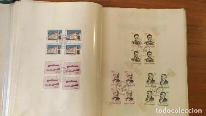 Sellos: ALBUM CON MAS DE 700 ESTAMPILLAS CON SELLO DIA DE EMISION - AÑOS 1970/ 1980 - OFERTA UNICA - Foto 20 - 97611447