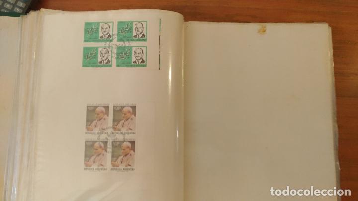 Sellos: ALBUM CON MAS DE 700 ESTAMPILLAS CON SELLO DIA DE EMISION - AÑOS 1970/ 1980 - OFERTA UNICA - Foto 26 - 97611447