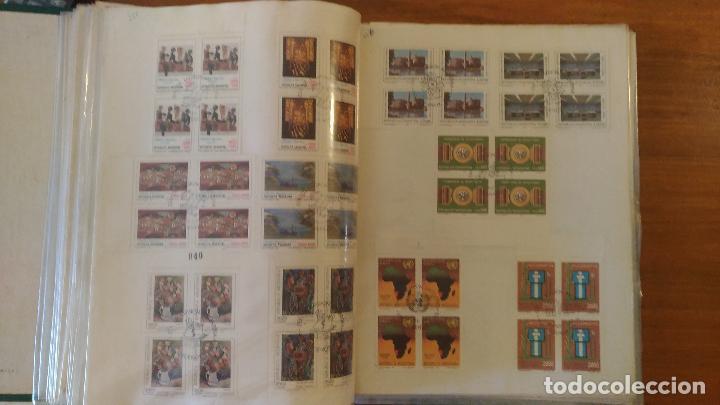 Sellos: ALBUM CON MAS DE 700 ESTAMPILLAS CON SELLO DIA DE EMISION - AÑOS 1970/ 1980 - OFERTA UNICA - Foto 27 - 97611447