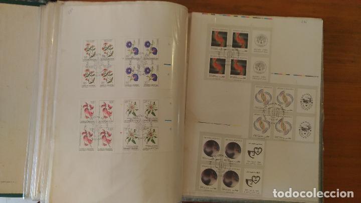 Sellos: ALBUM CON MAS DE 700 ESTAMPILLAS CON SELLO DIA DE EMISION - AÑOS 1970/ 1980 - OFERTA UNICA - Foto 29 - 97611447