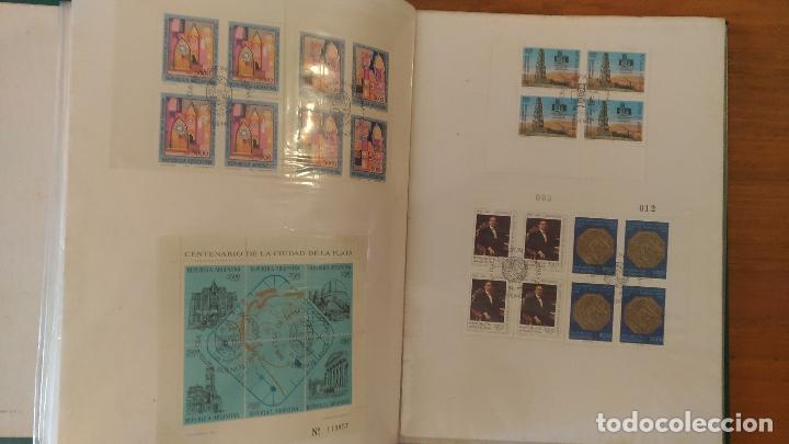Sellos: ALBUM CON MAS DE 700 ESTAMPILLAS CON SELLO DIA DE EMISION - AÑOS 1970/ 1980 - OFERTA UNICA - Foto 31 - 97611447