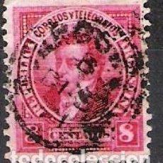 Sellos: ARGENTINA 1891 - USADO. Lote 100289575