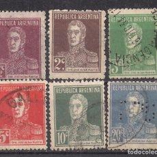 Sellos: ARGENTINA 1923 - USADO. Lote 100291787