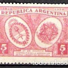 Sellos: ARGENTINA 1928 - NUEVO. Lote 100292111
