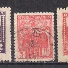 Sellos: ARGENTINA 1930-1931 - USADO. Lote 100292543
