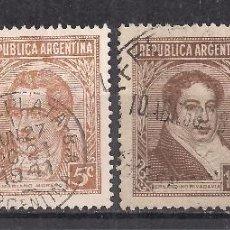 Sellos: ARGENTINA 1935 - USADO. Lote 100293791