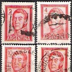 Sellos: ARGENTINA 1959 - USADO. Lote 100308723