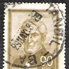 Sellos: ARGENTINA 1967 - USADO. Lote 100309871