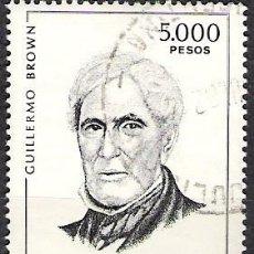 Sellos: ARGENTINA 1980 - USADO. Lote 100310527