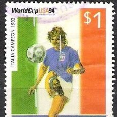 Sellos: ARGENTINA 1994 - USADO. Lote 100311987