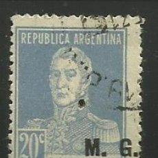 Sellos: ARGENTINA- SELLO USADO. Lote 121132447