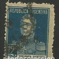 Sellos: ARGENTINA- SELLO USADO. Lote 121132579