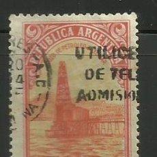 Sellos: ARGENTINA- SELLO USADO. Lote 121132915