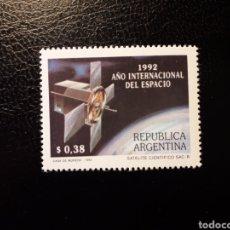 Sellos: ARGENTINA. YVERT 1810. SERIE COMPLETA NUEVA SIN CHARNELA. ESPACIO. Lote 127600747
