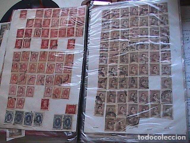 Sellos: LOTE DE MAS DE 700 SELLOS ANTIGUOS DE LA REPÚBLICA ARGENTINA. - Foto 2 - 131096392