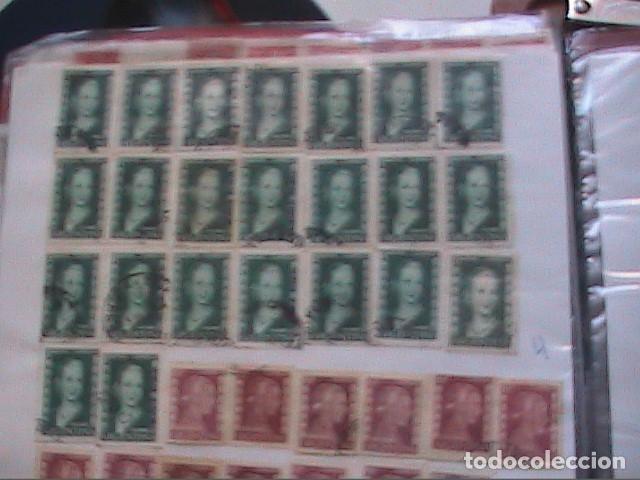 Sellos: LOTE DE MAS DE 700 SELLOS ANTIGUOS DE LA REPÚBLICA ARGENTINA. - Foto 3 - 131096392