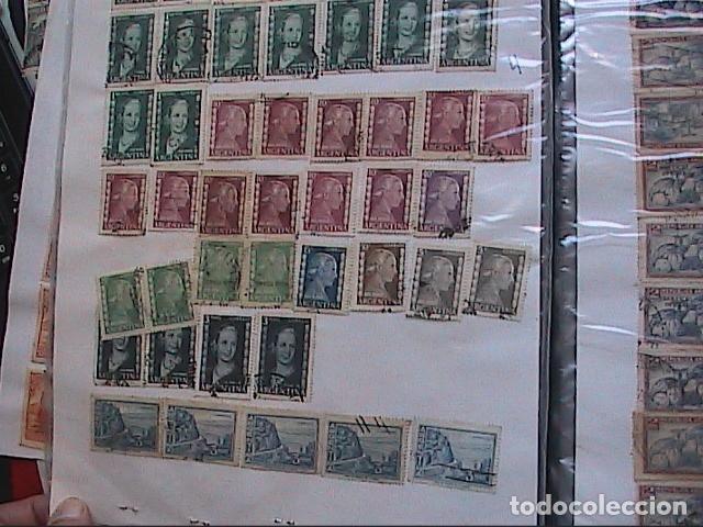 Sellos: LOTE DE MAS DE 700 SELLOS ANTIGUOS DE LA REPÚBLICA ARGENTINA. - Foto 4 - 131096392