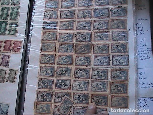 Sellos: LOTE DE MAS DE 700 SELLOS ANTIGUOS DE LA REPÚBLICA ARGENTINA. - Foto 6 - 131096392