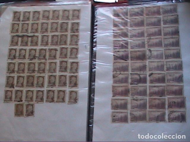 Sellos: LOTE DE MAS DE 700 SELLOS ANTIGUOS DE LA REPÚBLICA ARGENTINA. - Foto 7 - 131096392